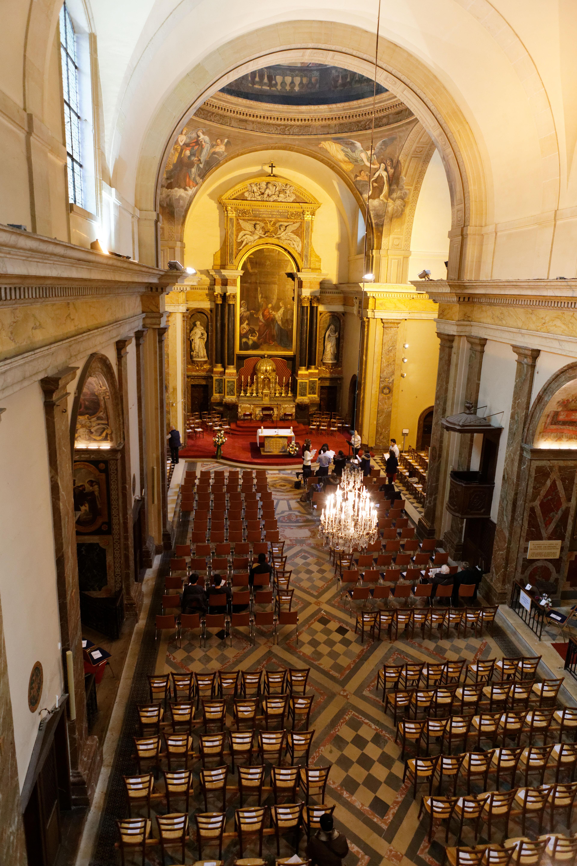 Messe de la Saint Thomas d+ö+ç+ûAquin de l+ö+ç+ûICP (23)-Yannick BOSCHAT