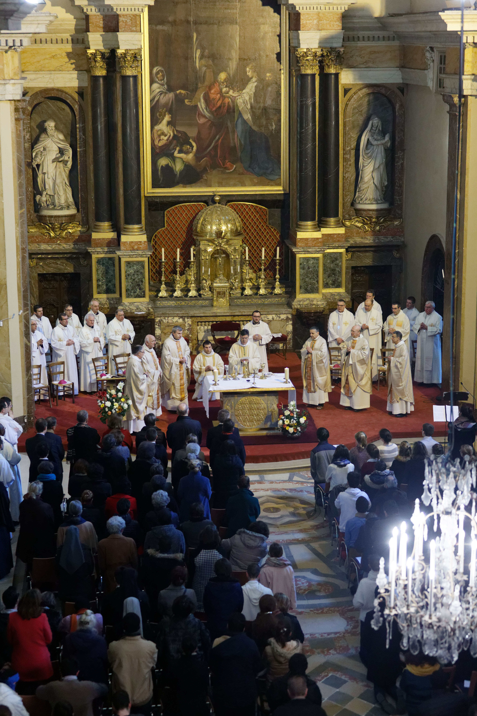 Messe de la Saint Thomas d+ö+ç+ûAquin de l+ö+ç+ûICP (304)-Yannick BOSCHAT