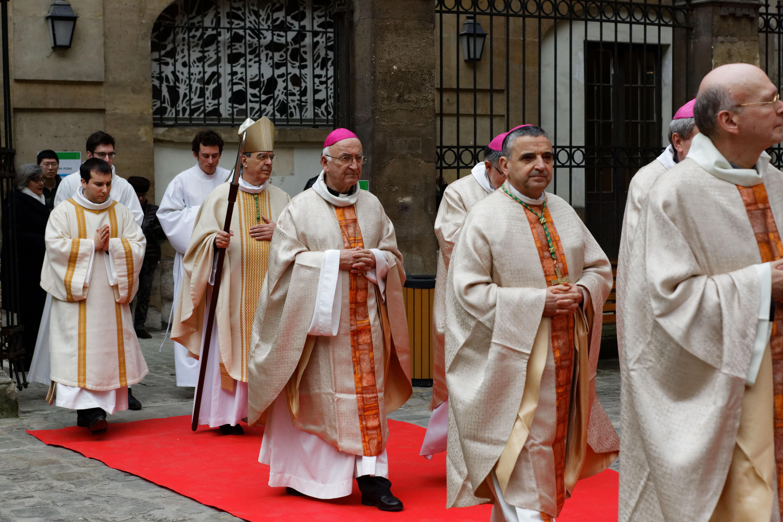 Messe de la Saint Thomas d+ö+ç+ûAquin de l+ö+ç+ûICP (66)-Yannick BOSCHAT