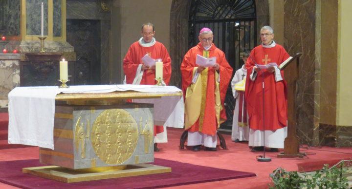 Messe des Bienheureux Martyrs de Paris – 2018